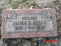 Flora <i>Morrison</i> Ayres