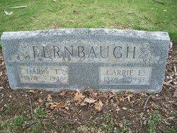 Harry Tobias Fernbaugh