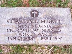 Charles Ezra Midkiff