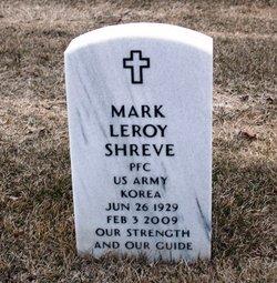 Mark LeRoy Shreve