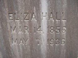 Eliza Louisa <i>Little</i> Hall