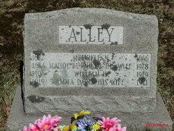 Emma L. <i>Davis</i> Alley