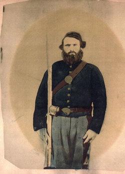 Pvt Abel Rowland Benjamin