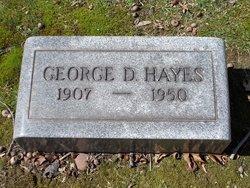 George D Hayes