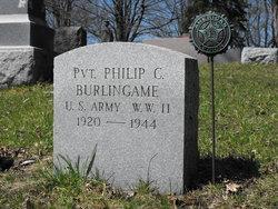 Philip Creighton Burlingame, Jr