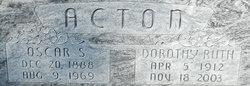 Oscar S. Acton