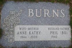 Anne Kathy <i>O'Connor</i> Burns