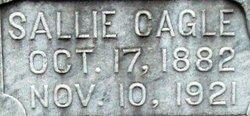 Sallie Emeline Cagle