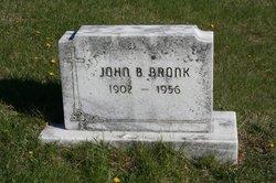 John B Bronk