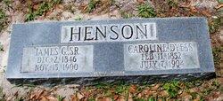 Caroline Dyess Henson