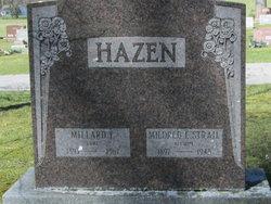 Mildred E. <i>Strail</i> Hazen