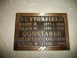 Grace Muriel <i>Oliver</i> Butterfield