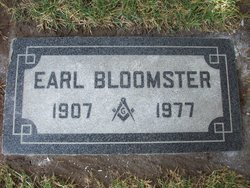 Earl Bloomster