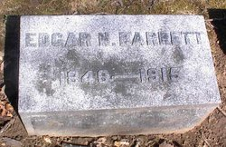 Edgar N Barrett