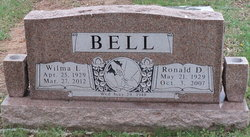 Wilma Lee <i>Parrish</i> Bell