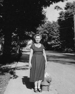 Mrs Ethel Susan Susie <i>McIllwain</i> Buchanan