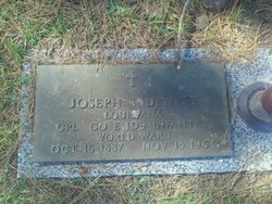 Joseph T Dewitt