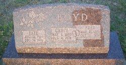 Frederick Fred Boyd