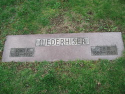 Ada M <i>Kyser</i> Niederhiser