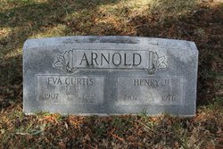 Eva M <i>Curtis</i> Arnold