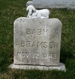 Baby Abramson