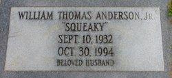 William Thomas Squeaky Anderson, Jr