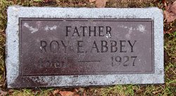 Roy Edson Abbey