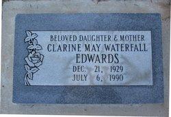 Clarine May <i>Waterfall</i> Edwards