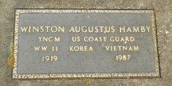Winston Augustus Mutt Hamby