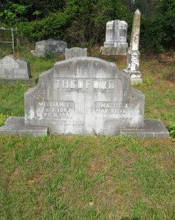 William Elijah Thedford