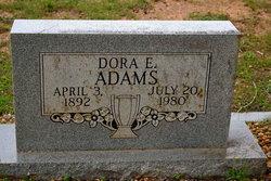 Dora E. Adams