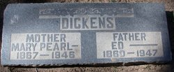 Mary Pearl Dickens
