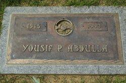 Yousif P Abdulla