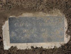 Clayton Von Schmittou