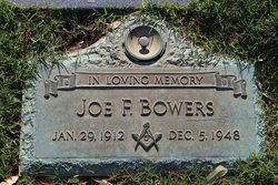 Joe F Bowers