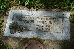 Brandon James Burt
