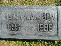 Alma A. Alison