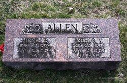 Minnie E. <i>Jump</i> Allen
