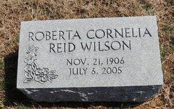 Cornelia <i>Reid</i> Wilson