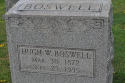 Hugh W Boswell