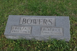 Roy A Bowers