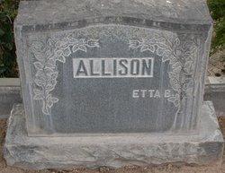 Etta B Allison
