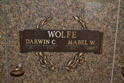 Mabel <i>Warren</i> Wolfe