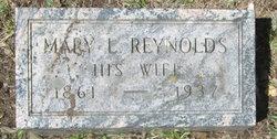 Mary Lattin <i>Reynolds</i> Baldwin