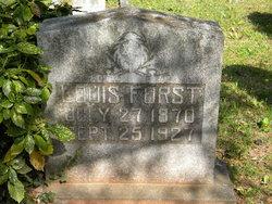 Louis Forst