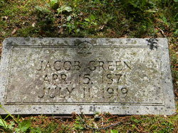 Jacob Green
