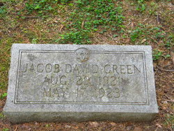 Jacob David Green