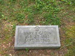 Mary <i>Richman</i> Green
