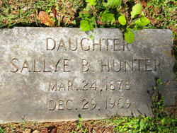 Sallye B. Hunter