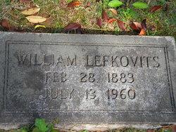 William Lefkovits